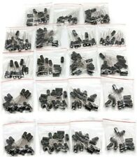 Pack 190 Condensadores Electroliticos - 10 condensadores de 19 valores diferente