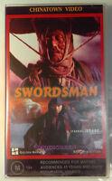Swordsman II [2] VHS 1992 Ching Siu-tung Tsui Hark Siren Video [Widescreen]