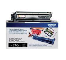 Brother TN210BK Black Laser Toner Cartridge For HL-3040CN, HL-3045CN