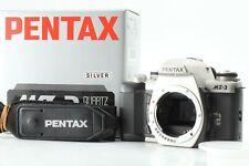 【Almost UNUSED in Box】Pentax MZ-3 35mm SLR Film Camera w/ Strap from JAPAN 1238