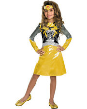 Morris Costumes Girls New Long Sleeve Bumblebee Toddler Costume 3T-4T. DG28521M