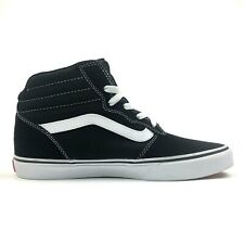 Old Skool Vans Ward Canvas Sneaker Mismatched Womens 8 (Right) Womens 7.5 (Left)