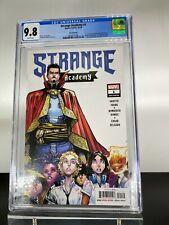 Strange Academy #1 Third (3rd) Print CGC 9.8