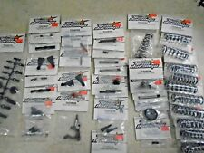 HUGE TEAM DURANGO DNX408 PARTS LOT 1/8 SCALE 40 PARTS SPRING CHASSIS DIFF GEAR E