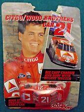 1997 Racing Champions Citgo Wood Brothers NASCAR Car #21 Michael Waltrip