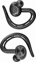 Insignia True Wireless In-Ear Headphones Bluetooth Stereo Earbuds Black USED☝