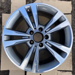 "Mercedes Benz E Class W212 Single Alloy Wheel A2124015602 8Jx17H2 ET48 17"""