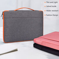 Waterproof Sleeve Case Laptop Notebook Cover Bag For MacBook HP Dell Lenovo