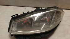 2005 RENAULT MEGANE LEFT SIDE PASSENGER SIDE HEADLIGHT