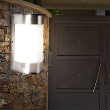 classique Extérieur Lampe murale jardin maison porte éclairage 1-flammig base