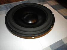 "Morel  MW-220, 9"" Woofer Speaker 3"" Aluminum Voice Coil,New,Genuine, 200 W,"