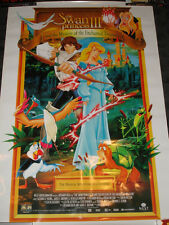 Swan Princess III Movie promo poster - Children's Cartoon