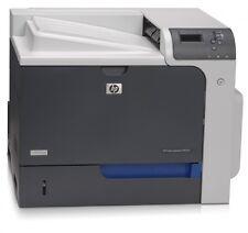 HP Colour LaserJet CP4525dn CP4525 A4 Desktop Network Ready Printer + Warranty