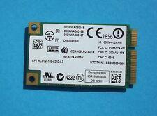HP 6530B 2530P 6531S CQ40 DV4 DV5 DV6 300M Wireless Network Card Mini PCI-E New
