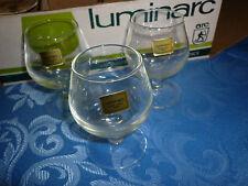 Coffret Verres A Dégustation Neuf Luminarc X 10 neufs / PAS DE PAYPAL
