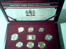 2008 MALTA 8 monete 3,88 EURO FDC UFFICIALE BU Malte Мальта 馬耳他