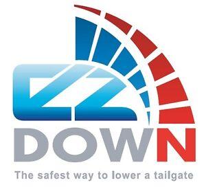 EZDown tailgate damper for Nissan Navara pickup EZ Down / Easy Down
