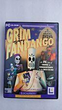 Grim Fandango (PC: Windows, 1998)
