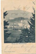 AK Gruss aus Wörnsmühle, Bayern   (P3)