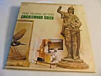 "Ten Years After ‎– ""Cricklewood Green"" - 1970 Classic Rock Vinyl LP - VG+/VG+"
