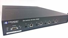 Brocade / Foundry ServerIron SI-4G-SSL-PREM Load Balancer QTY  **Warranty**
