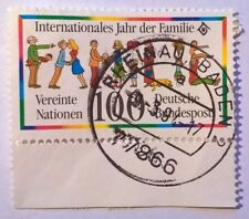 Germany stamps - International Year of the Child 100 Pf   1994 - FREE P & P