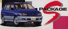 TOYOTA IPSUM AERO VERSION S PACKAGE, 2000 - KIT AOSHIMA 1/24 n° 19313