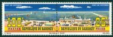 Dahomey Scott #204a MNH Cotonou Harbor Ships