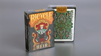 Heir Bicycle Playing Cards Poker Size Deck USPCC Custom Limited Edition Sealed