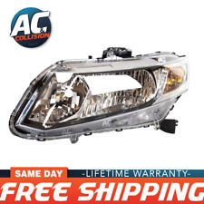 20-9420-00-1 Headlight for 2013 Honda Civic LH