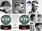 2 x ORIGINAL BOND FORMA -Strong Hold - Matte finish-Pliable Fiber- Wax Putty