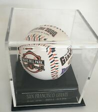SF Giants Opening Day Pac Bell Park 2000 Ltd Edition Baseball vs Dodgers MLB