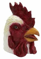 Deluxe Latex Rooster Mask