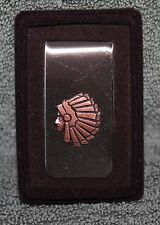 Money Clip Vintage Indian Head