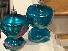 New ListingPlastic vintage christmas ornaments