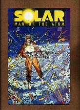 1991 Solar Man Of The Atom #1 First Appearance Of Solar NM 1st Print Valiant