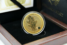 GERMANIA MINT - 1 oz Eichblatt Gold 2019 - TOP