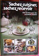Sachez Cuisiner Sachez Recevoir marianne Kaltenbach Selection du reader's digest