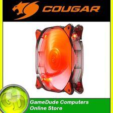 COUGAR 120mm RED LED Silent Case Fan 12V Hydraulic Bearing CF-D12HB-R  [f33]