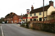 PHOTO  2007 'THE CROWN' PUBLIC HOUSE OLD BASING HAMPSHIRE AT THE JUNCTION OF THE