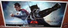 BATMAN V SUPER MAN : DAWN OF JUSTICE 5 LOBBY CARDS INDIA MINT 9 X18 BEN AFFECK