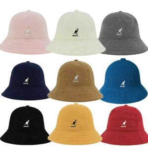 Hip-Hop Fashion Classic Kangol Bermuda Casual Bucket Hat Cap New