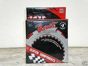BARNETT HARLEY CLUTCH KIT HARLEY BIG TWIN  1998 - 2017 made with Kevlar