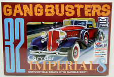 New Mpc Gangbusters 1932 Chrysler Imperial Kit Sealed