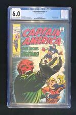 Captain America 115 CGC 6.0 Marvel Comics
