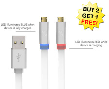 """10"""" Short Cable for Mophie Iphone 5,6,7 Juice Pack Usb Charger Charging Cord"""