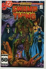 Swamp Thing 46 High Grade