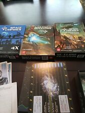 space empires 4x board game + close encounters/replicators expansions. excellent