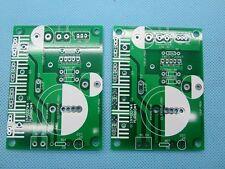 2pc lm317 lt1083 adjustable power supply bare diy PCB