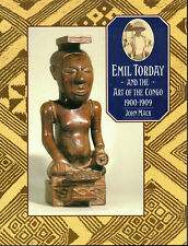 Emil Torday and the Art of the Congo 1900-1909 John Mack Paperback Book